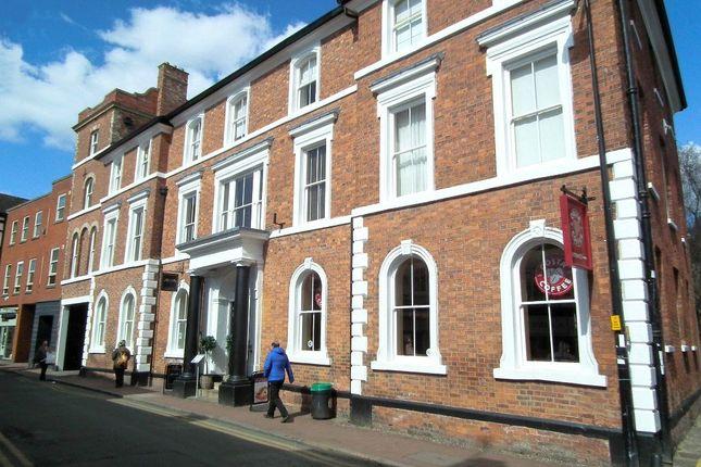 Thumbnail Flat for sale in Chatterton House, Church Lane, Nantwich