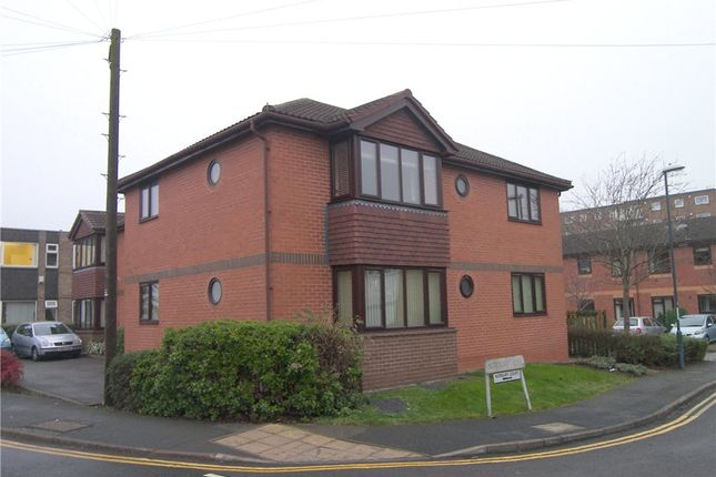 Thumbnail Flat to rent in Carsington Crescent, Allestree, Derby