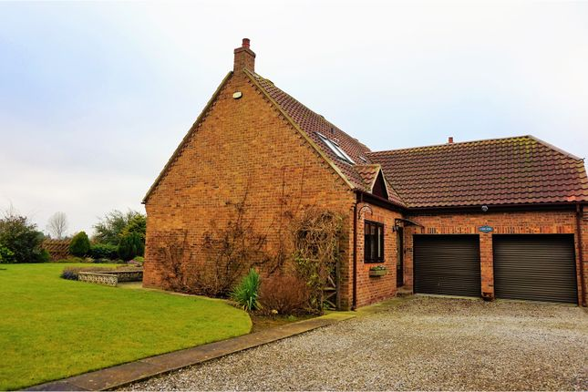 Thumbnail Detached house for sale in Church Lane, York