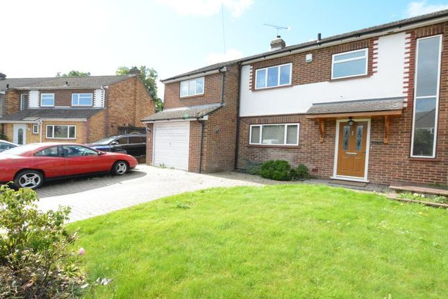 Thumbnail Semi-detached house to rent in Longview, Beaconsfield