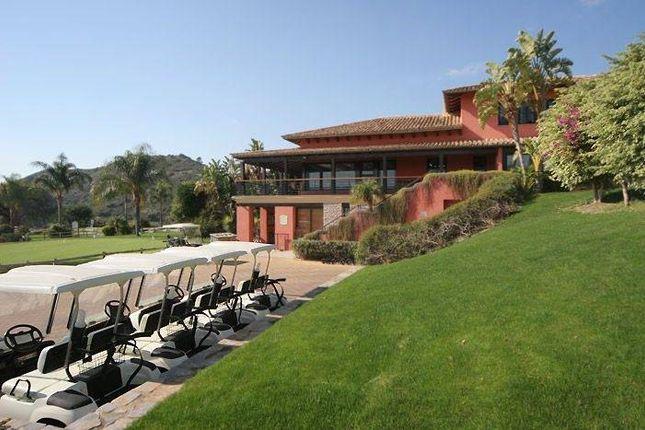 Гольф клуб испания недвижимость