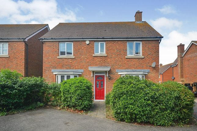 Thumbnail Detached house for sale in Acacia Drive, Hersden, Canterbury