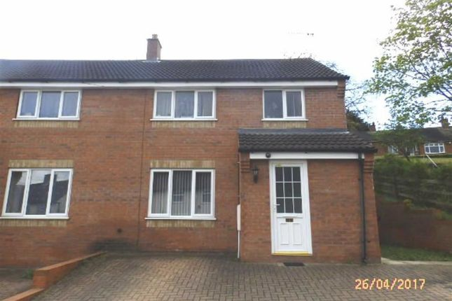 Thumbnail Semi-detached house to rent in Lavender Hill, Ipswich, Suffolk