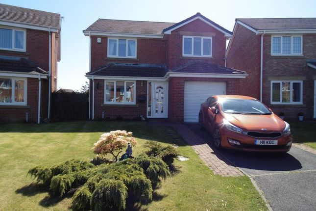 Thumbnail Detached house for sale in The Close, Amble, Morpeth