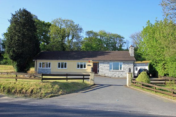 Thumbnail Detached bungalow for sale in Cwmffrwd, Carmarthen, Carmarthenshire