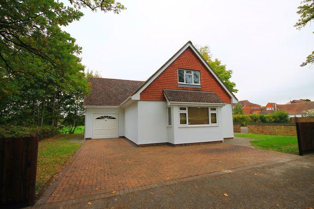 Thumbnail Detached house to rent in Fleet Road, Aldershot