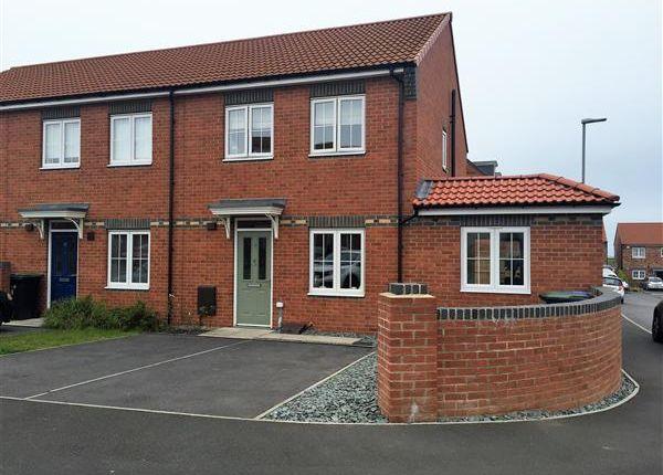 Thumbnail Semi-detached house to rent in Denewood, Murton, Seaham