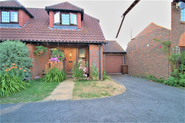 Thumbnail Semi-detached house for sale in Benedict Close, Halling, Rochester