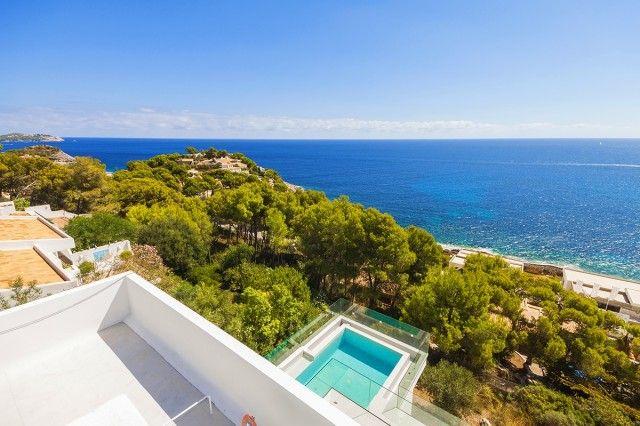 Views of Spain, Mallorca, Capdepera, Cala Ratjada