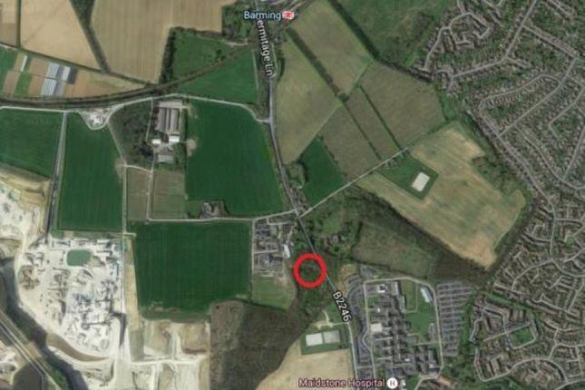 Land for sale in Plot 53, Hermitage Lane, Barming, Maidstone, Kent