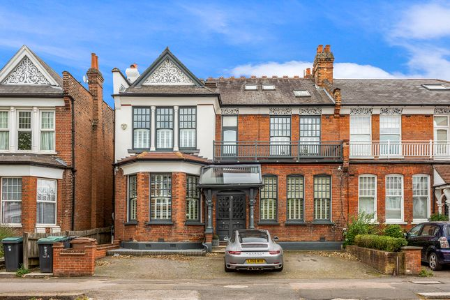 Thumbnail Semi-detached house for sale in Wellfield Avenue, Muswell Hill, London