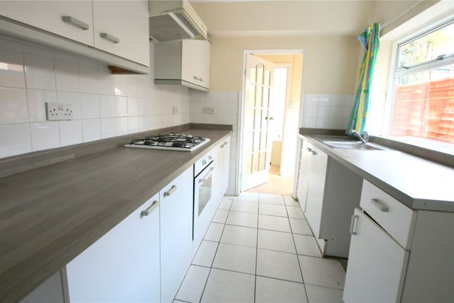 Thumbnail Terraced house to rent in Exmoor Street, Southville, Bristol