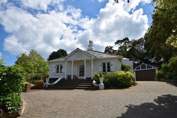 Thumbnail Detached bungalow for sale in Cotmaton Road, Sidmouth