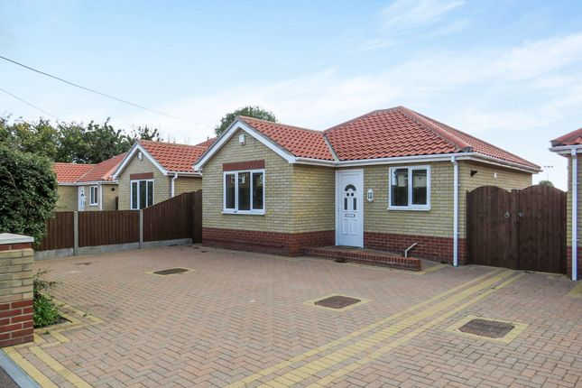 Thumbnail Detached bungalow for sale in Hall Lane, Dovercourt, Harwich
