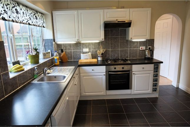 Thumbnail Detached house for sale in Hampton Court, Rugeley