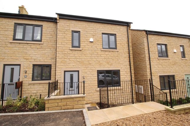 Thumbnail 4 bed semi-detached house for sale in Croft Park, Off Ellison Street, Glossop