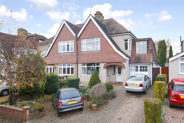 Semi-detached house for sale in Beechwood Avenue, Coulsdon, Surrey