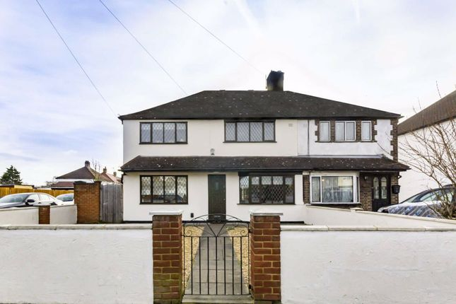 Thumbnail Property to rent in Swan Road, Feltham