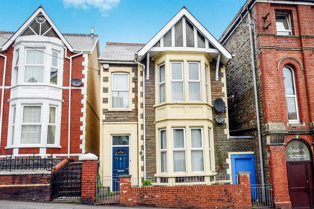 Thumbnail Detached house for sale in Neath Road, Maesteg