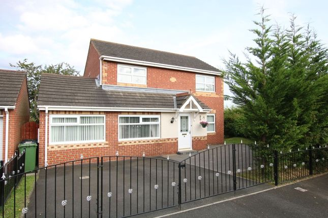 Thumbnail Detached house for sale in Cowell Grove, Highfield, Rowlands Gill