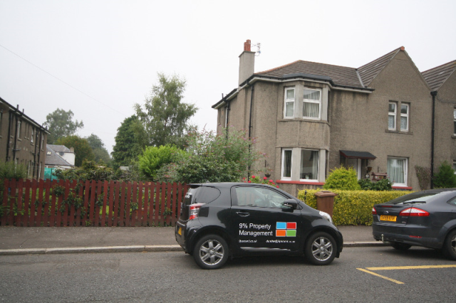 Thumbnail Flat to rent in Nursery Road, Broughty Ferry, Dundee, 3Du