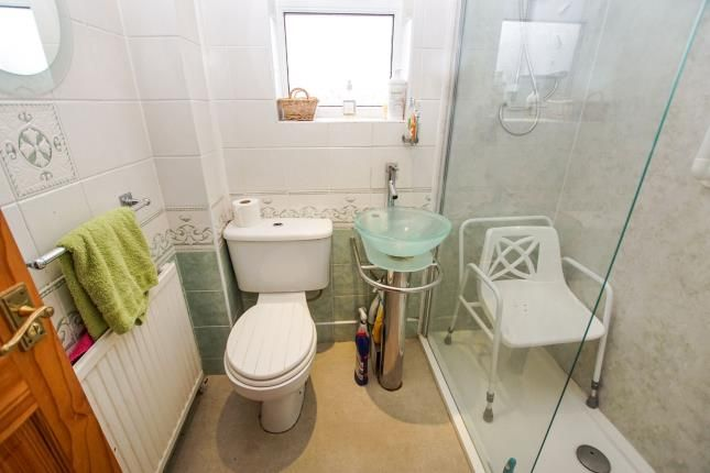 Shower Room of Ash Close, Norman Hill, Dursley, Gloucestershire GL11
