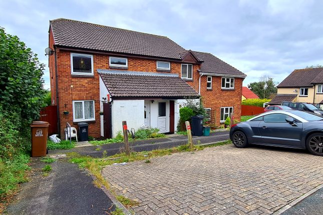 1 bed maisonette for sale in The Heathers, Woolwell, Plymouth PL6