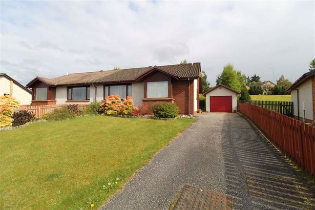 Thumbnail Semi-detached bungalow for sale in 68, Towerhill Road, Inverness