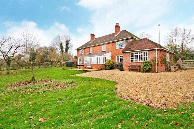 Thumbnail Property to rent in Bransbury, Winchester, Hampshire