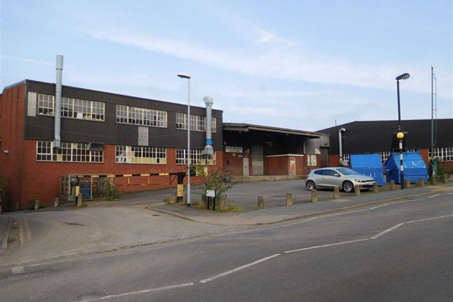Thumbnail Light industrial for sale in Uttoxeter Road, Longton, Stoke-On-Trent
