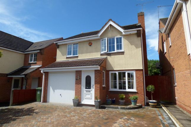 Thumbnail Detached house to rent in Shireland Lane, Redditch