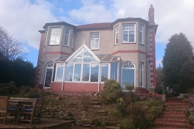Thumbnail Detached house for sale in Pitbauchlie Bank, Dunfermline, Fife