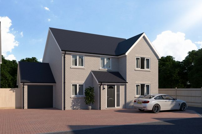 4 bed detached house for sale in Ely Road, Littleport, Ely CB6