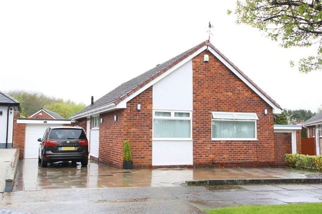 Thumbnail Bungalow for sale in Downham Close, Woolton, Liverpool