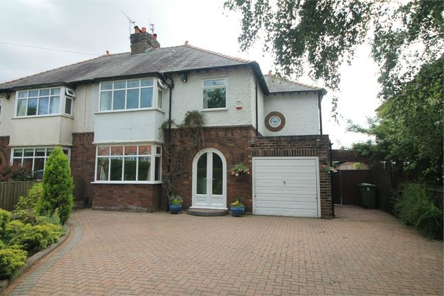 Thumbnail Semi-detached house for sale in Forefield Lane, Crosby, Merseyside