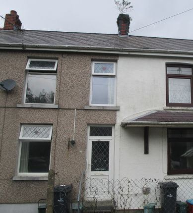 Thumbnail Terraced house for sale in Heol Twrch, Lower Cwmtwrch, Swansea, City And County Of Swansea.