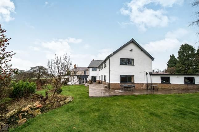 Thumbnail Detached house for sale in Waen Isa Lane, Babell, Holywell, Flintshire