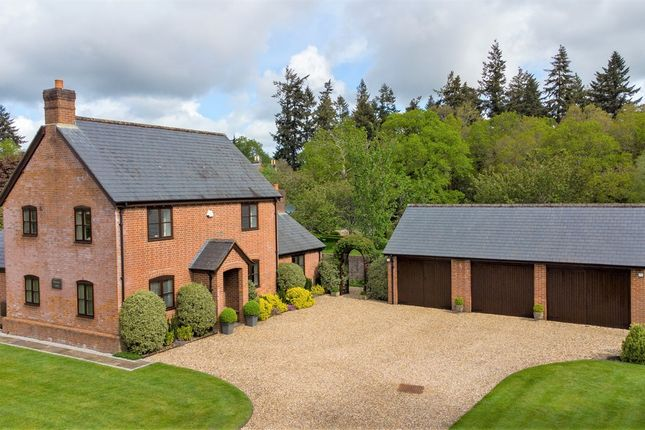 Thumbnail Cottage for sale in Harbridge Court, Somerley, Ringwood