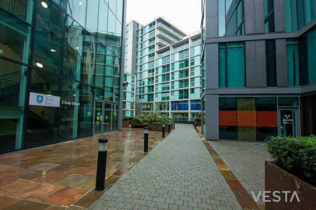 Thumbnail Block of flats for sale in Solly Street, Sheffield