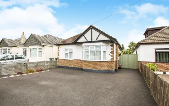 Thumbnail Bungalow for sale in Hill View Road, Bournemouth