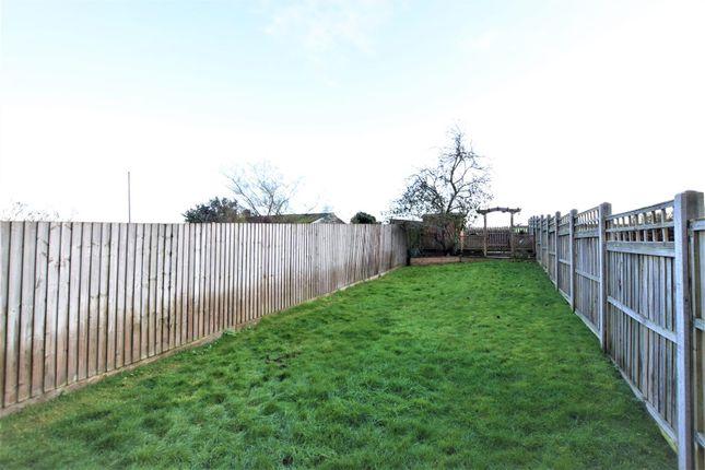 Rear Garden of Station Road, South Luffenham, Rutland LE15