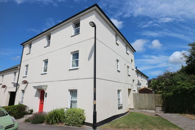 Thumbnail Flat for sale in Laity Fields, Camborne, Cornwall