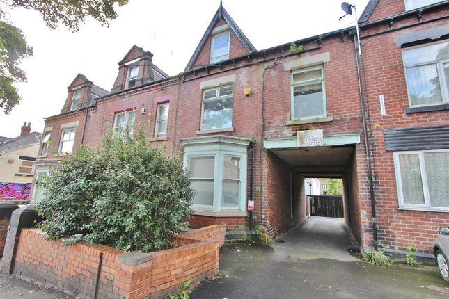 Thumbnail Terraced house for sale in Sheldon Road, Nether Edge, Sheffield