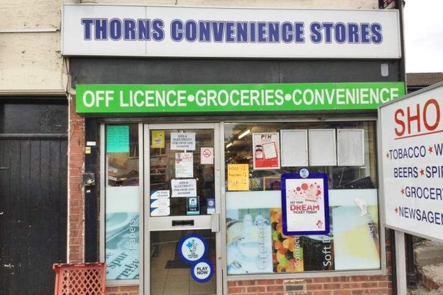 Thumbnail Retail premises for sale in 176 Thorns Road, Brierley Hill