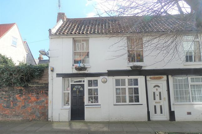 End terrace house for sale in Currents Lane, Harwich