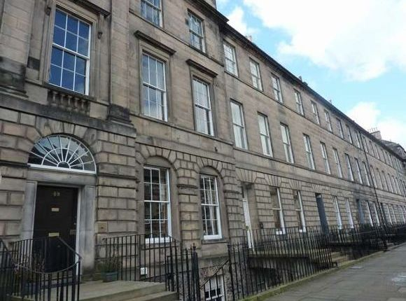 Thumbnail Town house to rent in Great King Street, New Town, Edinburgh