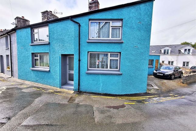 Thumbnail Semi-detached house for sale in Tregaron, Ceredigion, Tregaron