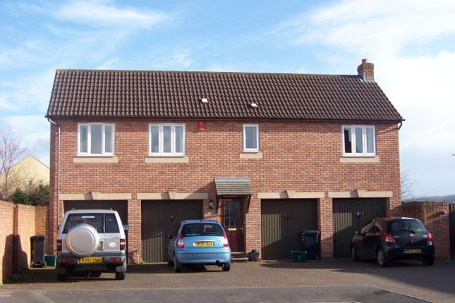 Thumbnail Detached house to rent in Morgan Close, Weston-Super-Mare