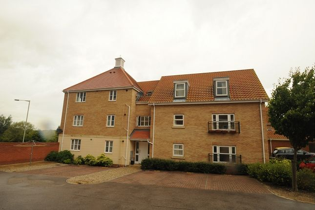 Thumbnail Flat for sale in Caddow Road, Three Score, Norwich