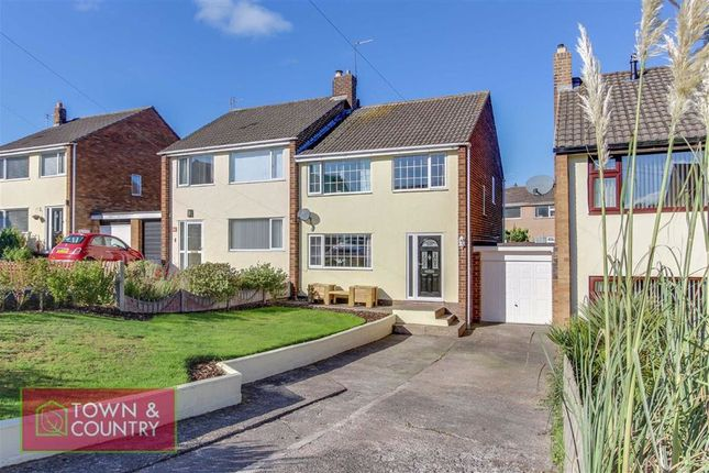 3 bed semi-detached house for sale in Hadfield Close, Connahs Quay, Deeside, Flintshire CH5